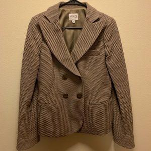 Authentic Armani Textured Blazer